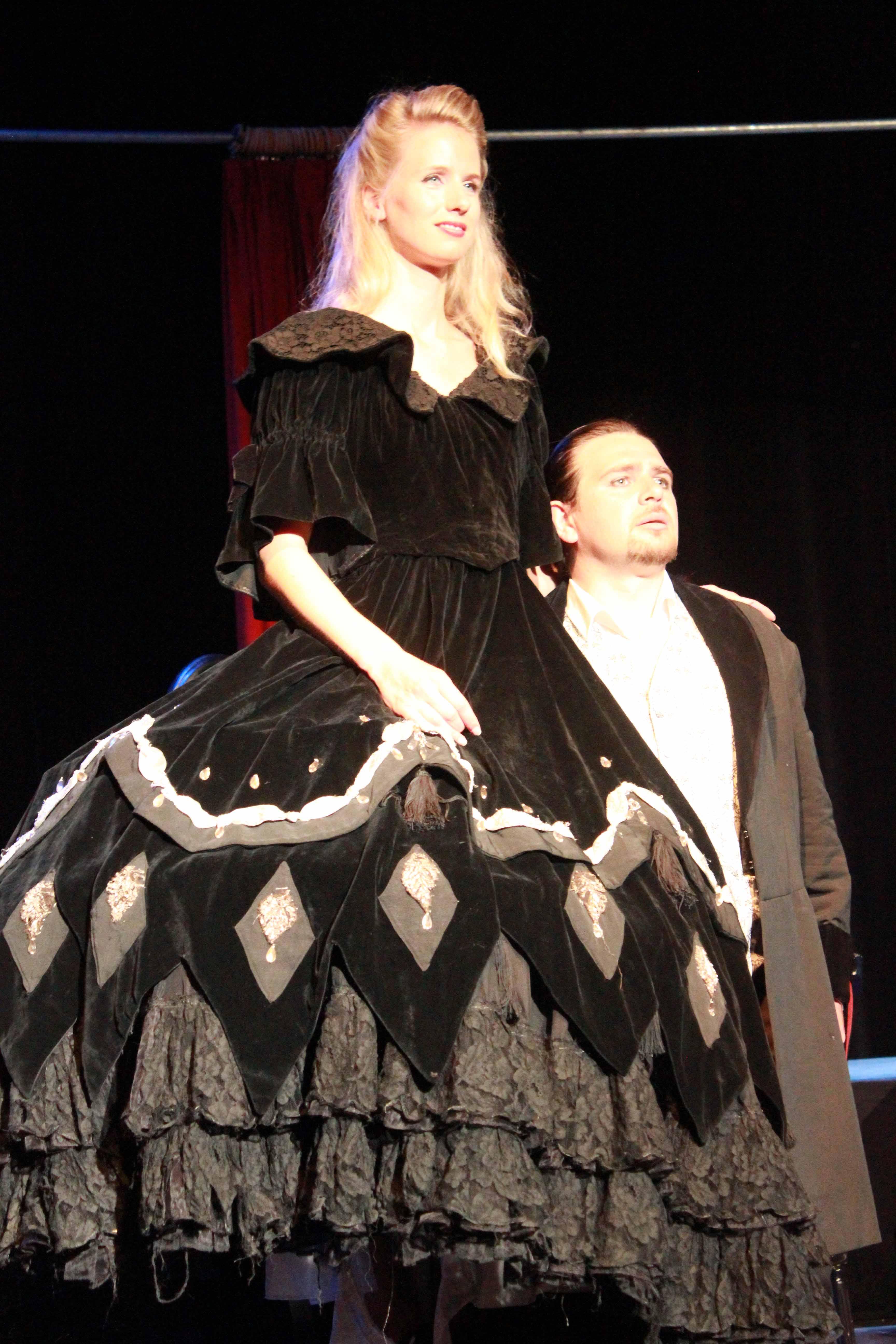Stéphanie Lavoie, Marguerite-Faust, France 2011